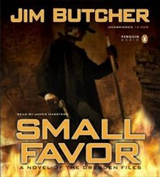 Small Favor, #10 in the Dresden Files Series