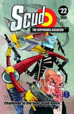 Scud: the Disposable Assassin #22