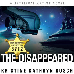 The Disappeared: Retrieval Artist, Book 1