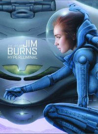 The Art of Jim Burns: Hyperluminal