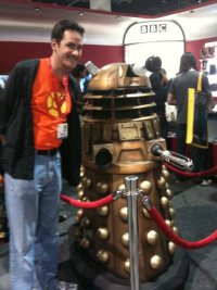 Daleks at San Diego Comic-Con