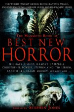 The Mammoth Book of Best New Horror Volume 20