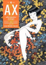 Ax Volume One: Alternative Manga