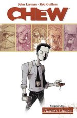Chew Volume One: Taster's Choice