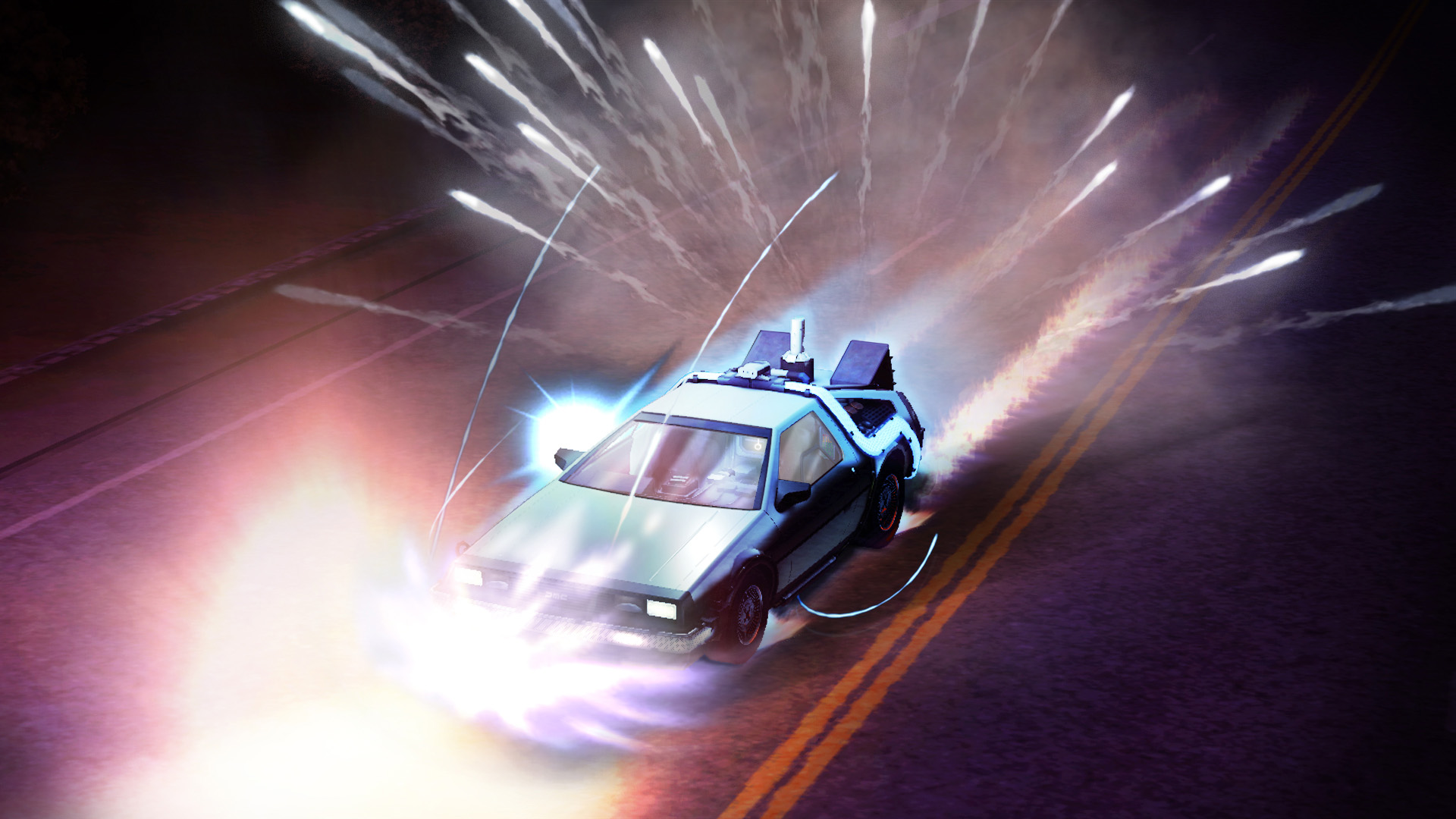 The sf site featured review back to the future the game