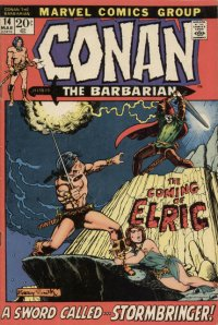 Conan the Barbarian #14-15