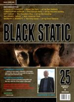 Black Static, Issue 25, November 2011