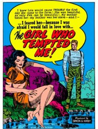 The Girl Who Tempted Me