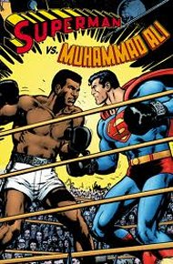 Man of Steel going ten rounds with Muhammad Ali