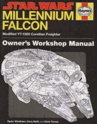 Star Wars: Millennium Falcon, Modified YT-1300 Corellian Freighter: Owner's Workshop Manual