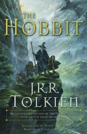 a literary review of the hobbit a novel by j r r tolkien Chapter 1 opens as the wizard gandalf visits the hobbit bilbo baggins and the hobbit jrr tolkien buy all subjects book summary about the hobbit.