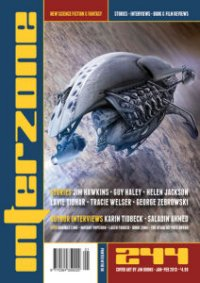 Interzone #244, January/February 2013
