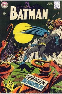 Batman 204 -- Operation Blindfold