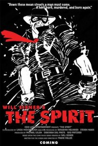 Spirit movie poster
