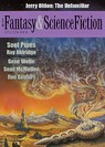 The Best of  The Magazine of Fantasy and Science Fiction Magazine 2002